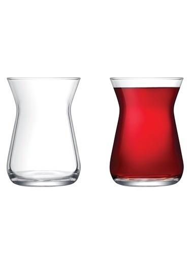 Madame Coco Francessa 6'lı Çay Bardağı Seti Renkli
